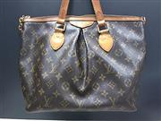 LOUIS VUITTON MONOGRAM PALERMO PM HANDBAG